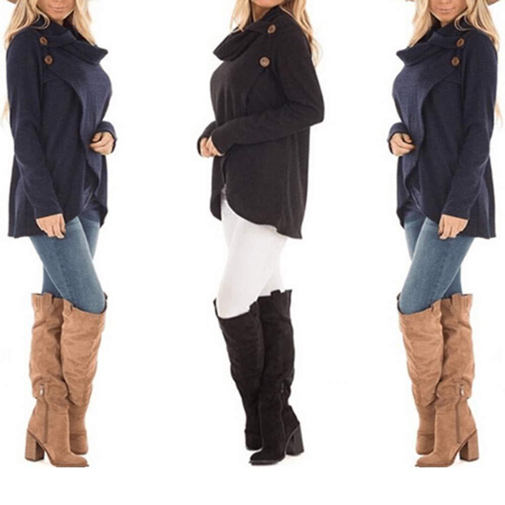 Mujer Suéter Cárdigan,Sonnena ❤ Blusa de manga larga ...