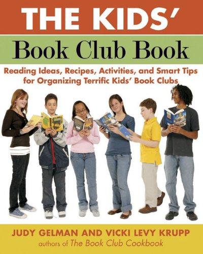kids book club guide