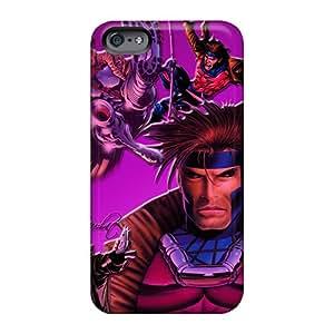 AlainTanielian Apple Iphone 6 Plus Scratch Protection Phone Cases Custom Vivid Gambit I4 Pictures [lFm1545tkqf]