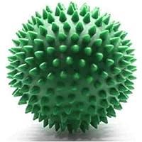 Dragon Dikenli Masaj Topu Sert 7,5 cm -Yeşil