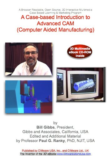 Advanced 3D Interactive Computer Aided Manufacturing (CAM) Development Concepts and Cases. An Interview and Software…