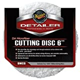 "Meguiar's DMC6 6"" DA Microfiber Cutting Disc, (Pack of 2)"