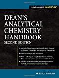 img - for Dean's Analytical Chemistry Handbook (McGraw-Hill Handbooks) by Pradyot Patnaik (2004-05-28) book / textbook / text book