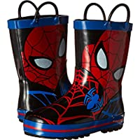Disney Spider-Man Rain Boot (Toddler/Little Kid)
