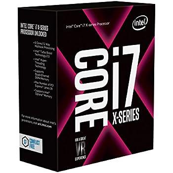 Intel Core i7-7800X Processor
