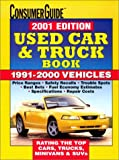 Used Car and Truck Book, Consumer Guide Editors, 078534716X