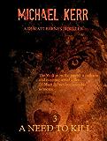 A Need To Kill (DI Matt Barnes Book 3)