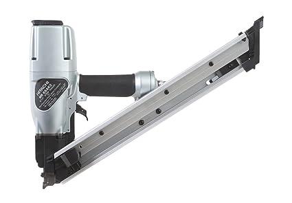 Hitachi NR65AK2 1-1/2 Inch to 2-1/2 Inch Strap-Tite Fastening System ...