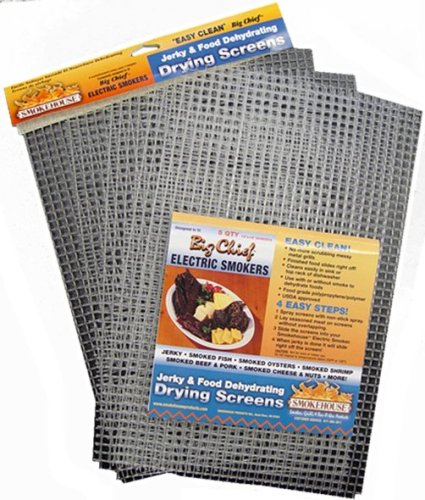 Smokehouse Products Big Chief Drying Screens (Smokehouse Products Jerky)