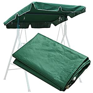 Outdoor Swing Cover Replacement Canopy Top Porch Patio Seat Furniture