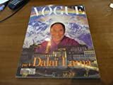 img - for PARIS VOGUE NO 732, DECEMBRE 1992 / JANVIER 1993 - EDITED BY THE DALAI-LAMA book / textbook / text book