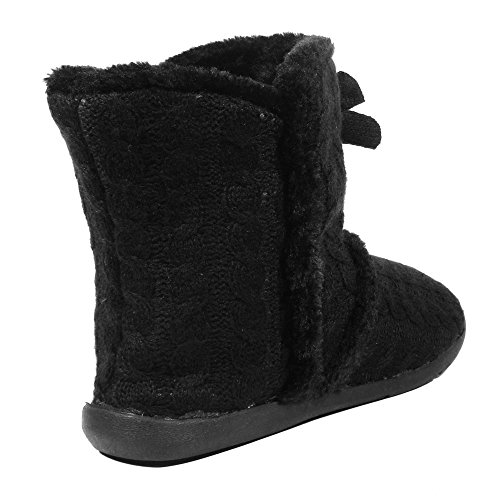 Boots PULANKA Suedette On Pull Mid Calf Womens Blue Pulanka Black gnUPYY