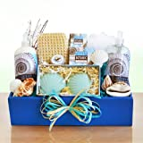 Summer Breezes Spa Gift Basket