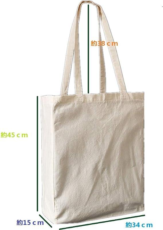 Bolsa de la compra 100% algodón orgánico, bolsa de la compra ...