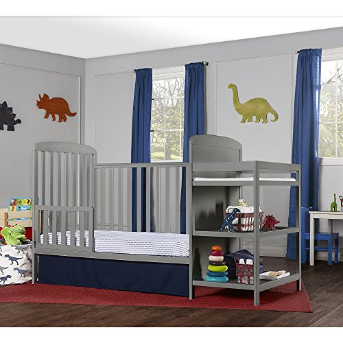 Dream On 4 in 1 Full Size Crib and