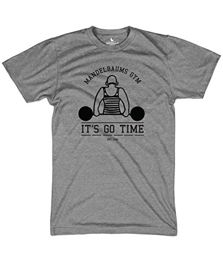 Mandelbaums Gym Funny Graphic tees Workout and Weightlifting for sale  Delivered anywhere in USA