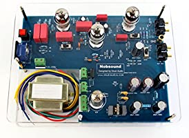 Válvula Nobsound Vacuum/tube Phono amp MM RIAA amplificador HiFi ...