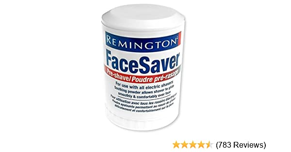 Amazon Com Remington Sp 5 Pre Shave Talc Stick Face Saver Health