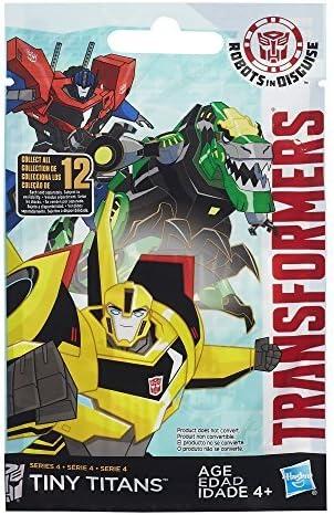 ** Transformers Tiny Titans Blind Bag lot **