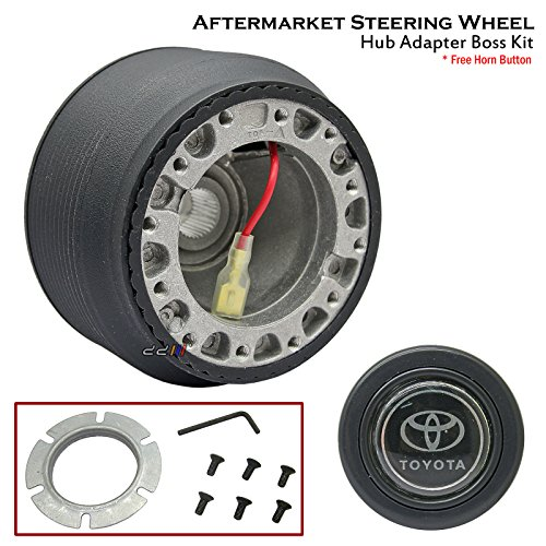 1 x Steering Wheel Hub Adapter Boss Kit For Toyota Corolla AE90 AE92 AE100 AE110