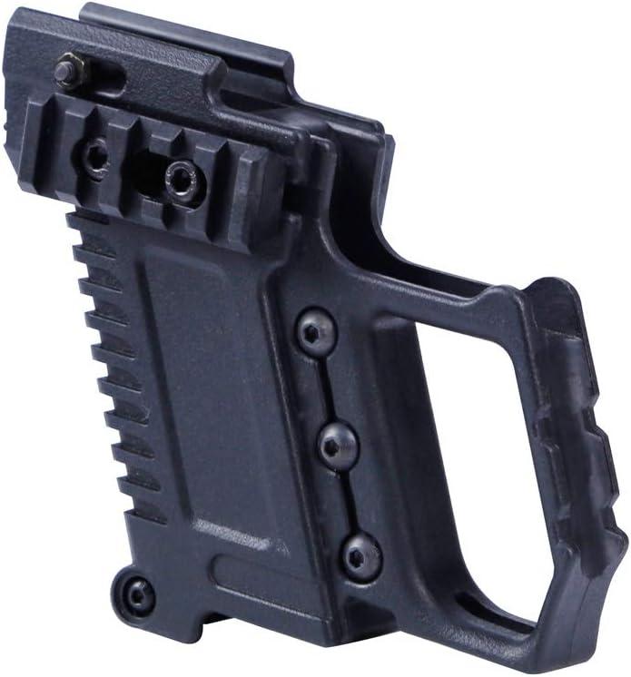 DETECH Kit táctico de carbohidratos de Pistola para Equipo de Carga de Accesorios de Pistola CS G17 18 19