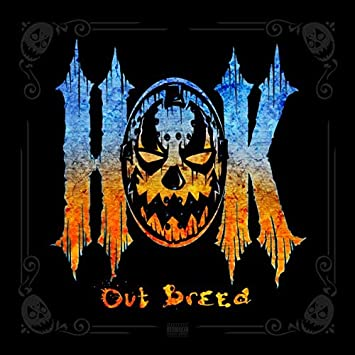 HOK - Out Breed [LP][Blue/Orange splatter] - Amazon.com Music