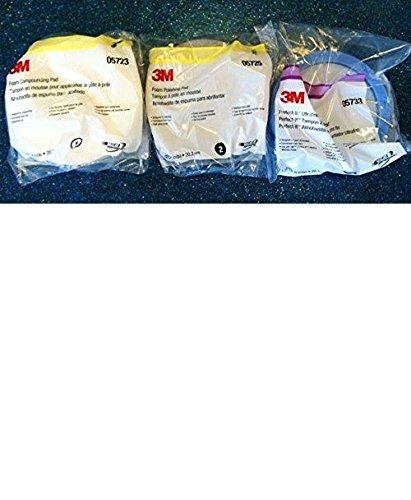3m-perfect-it-foam-buffing-compounding-pads-05723-05725-05751-1-kit