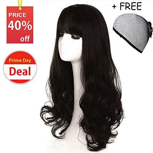 Black Goyop Front Curly Cosplay product image