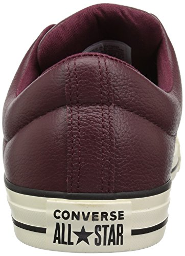 Black 628 Zapatillas Adulto Burgundy Egret Street High Unisex Converse Dark CTAS de Deporte Multicolor 74qOn1Uw