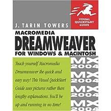 Macromedia Dreamweaver MX 2004 for Windows & Macintosh