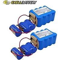 2pc EURO PRO 18.0V Battery Pet Perfect II Hand Vac SV780 VX33 SV780 VX33 US SHIP