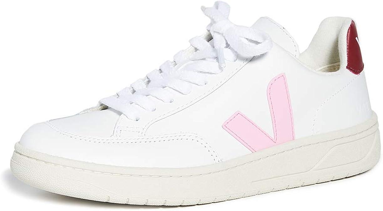 ansiedad sexo Subir y bajar  Veja, V-12 White Guimauve Marsala White, VJA_XDW021812-41 EU: Amazon.co.uk:  Shoes & Bags