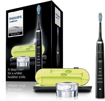 Philips Sonicare DiamondClean Elektrische Zahnbürste, mit UK