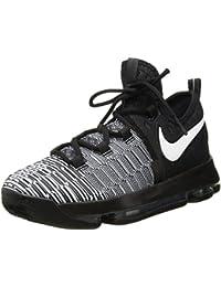 Boys Zoom KD9 Big Kid Textured Basketball Shoes