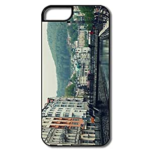 Funny River City IPhone 5/5s Case For Him