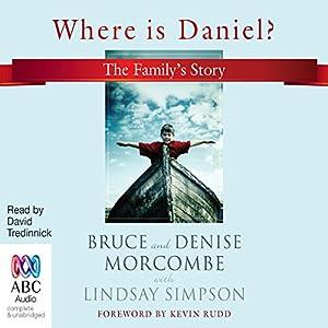 Where Is Daniel? Audiobook