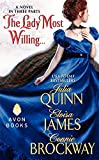 The Lady Most Willing.: A Novel in Three Parts (Avon Historical Romance)