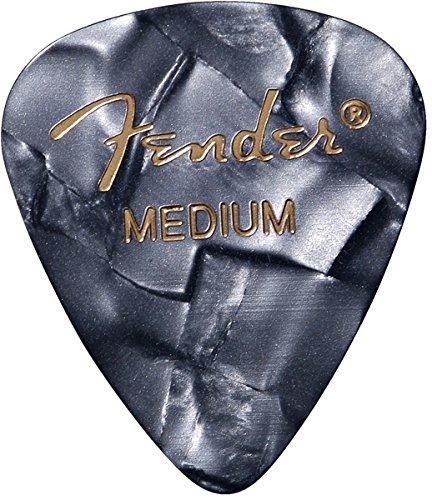 fender black guitar picks - 1
