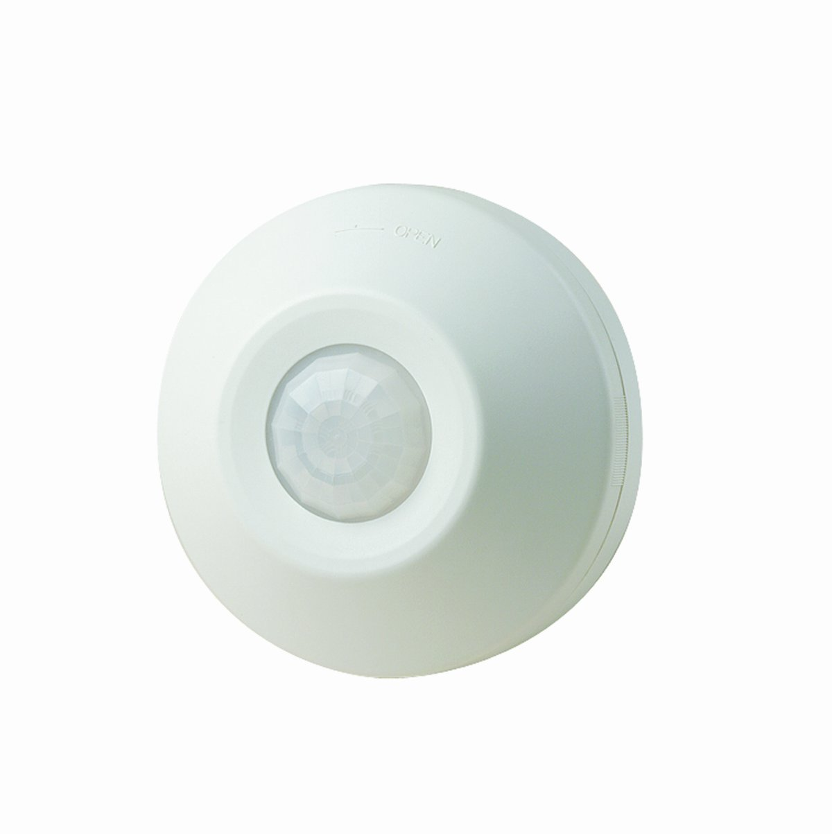 Exceptional Leviton ODC0S I1W Self Contained Ceiling Mount Occupancy Sensor And  Switching Relay, 1000 Watt, 120 Volt   Motion Detectors   Amazon.com