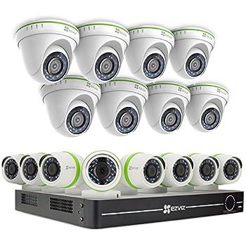 Amazon Com Ezviz Full Hd 1080p Outdoor Surveillance