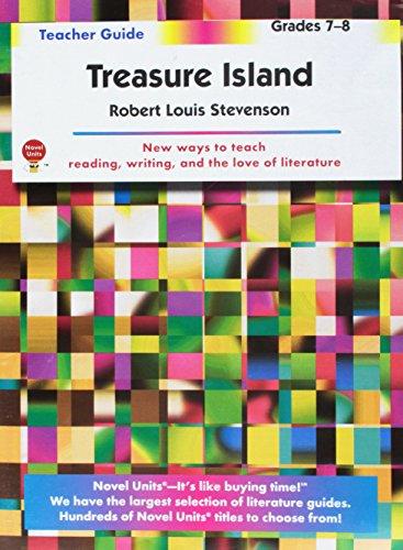 (Treasure Island - Teacher Guide by Novel Units)