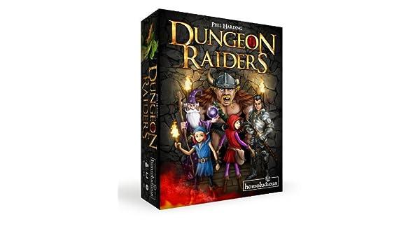 Dungeon Raiders Board Game by Passport Game Studios: Amazon.es: Juguetes y juegos