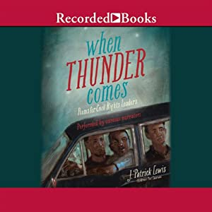 When Thunder Comes Audiobook