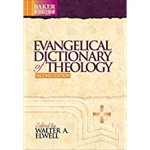 Evangelical Dictionary Of Theology, 2Nd Ed.