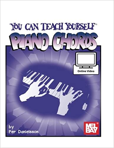 You Can Teach Yourself Piano Chords Per Danielsson 9780786689729