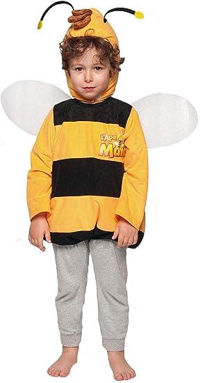 Disfraz Willy Abeja Maya niño: Amazon.es: Juguetes y juegos