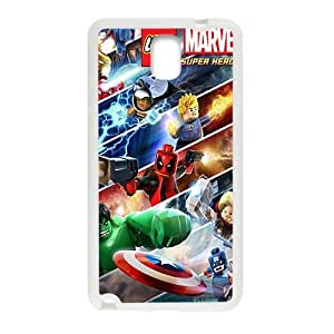 DAZHAHUI Lego marvel super heroes Case Cover For samsung galaxy Note3 Case