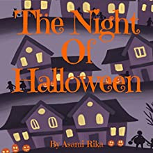 The Night of Halloween Audiobook by Asami Rika Narrated by Tiffany Marz