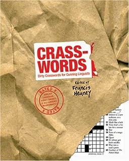 Sexy poster crossword