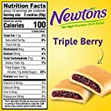 Newtons Soft & Fruit Chewy Triple Berry Fruit